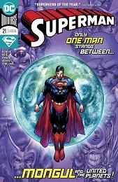 Superman no. 21 (2018 Series)