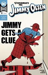 Supermans Pal Jimmy Olsen no. 9 (9 of 12) (2019 Series)