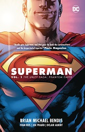 Superman The Unity Saga: Phantom Earth