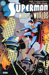 Superman: War of the Worlds (1999) Prestige Format - Used