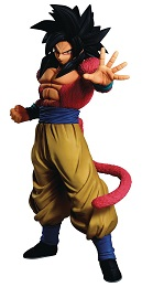 Dragon Ball GT: Super Saiyan 4 Goku Ichiban Figure