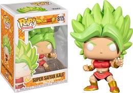 Funko POP: Animation: Dragon Ball Z: Super Saiyan Kale