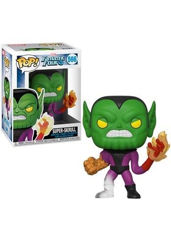 Funko POP: Fantastic Four: Super-Skrull - Used