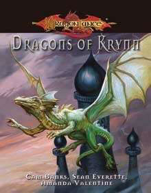 Dungeons and Dragons 3.5 ed: Dragon Lance: Dragons of Krynn - USED