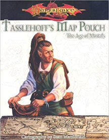 Dungeons and Dragons 3.5 ed: Dragon Lance: Tasslehoffs Map Pouch: the Age of Mortals