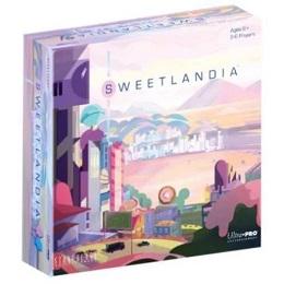 Sweetlandia Board Game