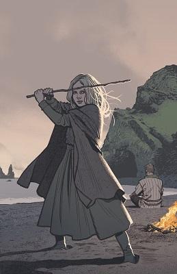 Sword Daughter no. 1 (2018 Series)