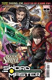 Sword Master no. 5 (2019 Series)