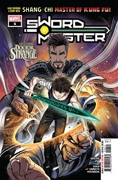 Sword Master no. 6 (2019 Series)