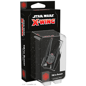 Star Wars: X-Wing 2nd Ed: Tie/vn Silencer Expansion Pack