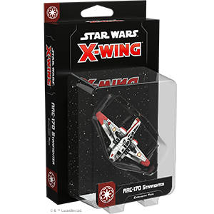 Star Wars: X-Wing 2nd Ed: ARC-170 Starfighter Expansion Pack