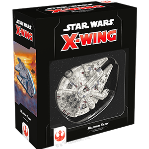 Star Wars: X-Wing 2nd Ed: Millennium Falcon Expansion Pack