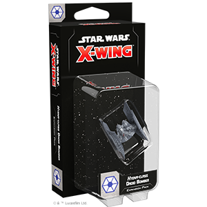 Star Wars: X-Wing 2nd Ed: Hyena-class Droid Bomber Expansion Pack