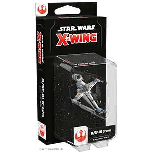 Star Wars: X-Wing 2nd Ed: A/SF-01 B-wing Expansion Pack