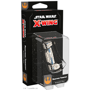 Star Wars: X-Wing 2nd Ed: Resistance Transport Expansion Pack