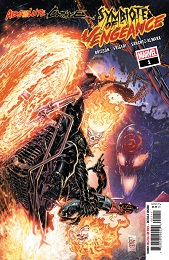 Absolute Carnage Symbiote of Vengeance no. 1 (2019 series)