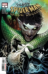 Symbiote Spider-Man Alien Reality no. 4 (2019 Series)