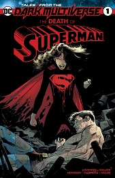Tales from the Dark Multiverse: Death of Superman no. 1 (2019 Series)
