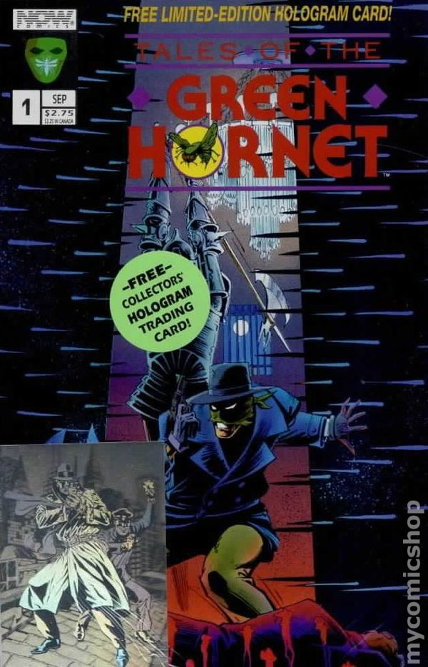 Tales of the Green Hornet (1992 3rd Series) Complete Bundle - Used