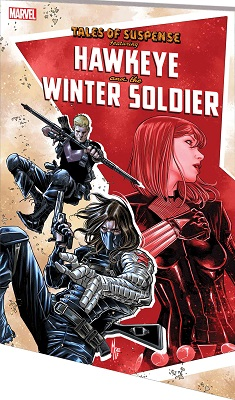 Tales of Suspense: Hawkeye and Winter Soldier TP