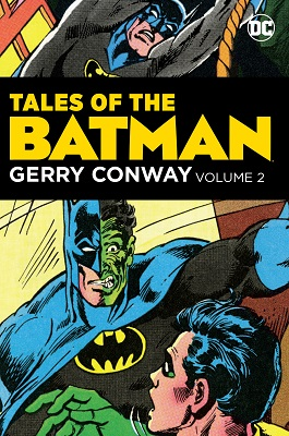 Tales of the Batman: Gerry Conway: Volume 2 HC