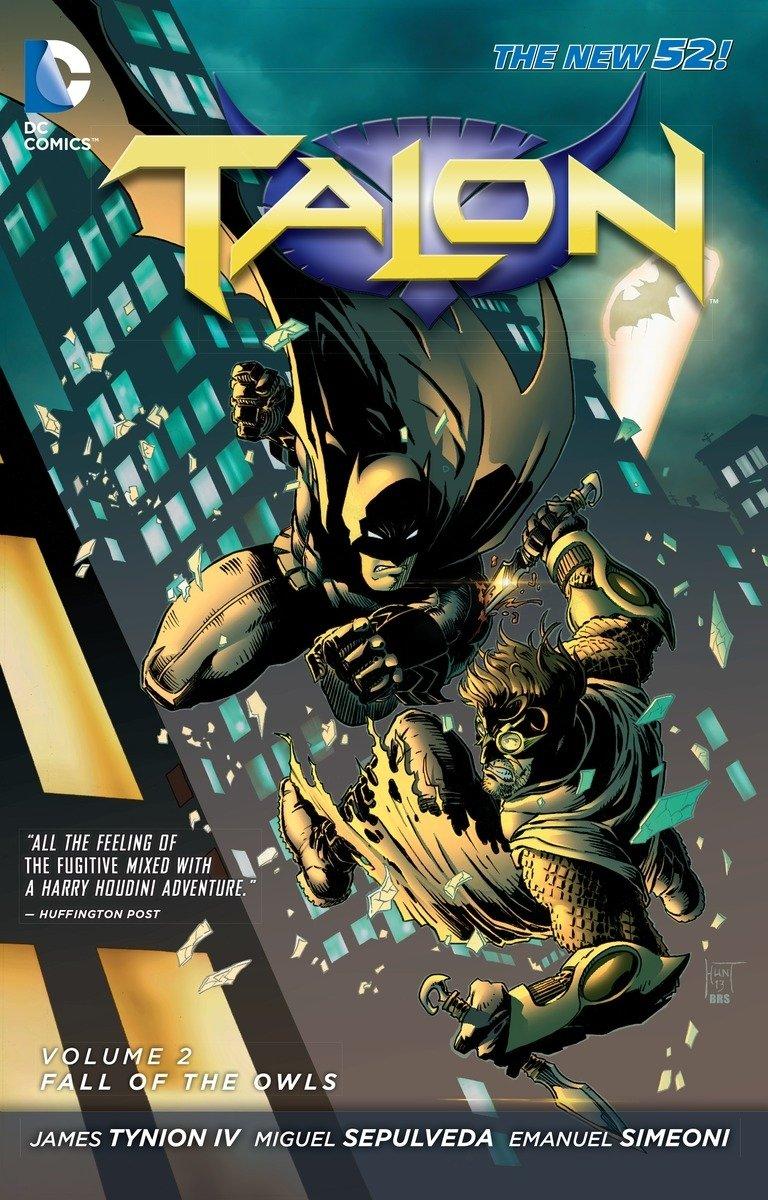 Talon: volume 2: Fall of the Owls TP - Used