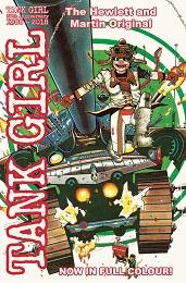 Tank Girl: Full Color Classics (1994-1995)