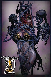 Tarot Witch of the Black Rose no. 121 (2000 Series) (MR)