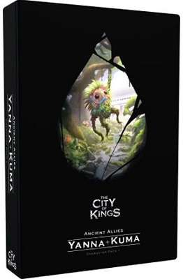 The City of Kings: Ancient Allies Character Pack 1 - Yanna and Kuma Expansion