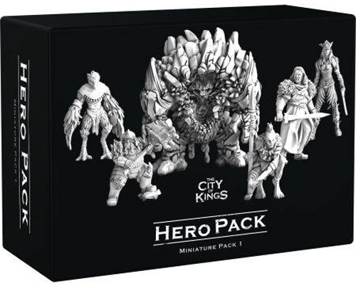 The City of Kings: Hero Pack Expansion