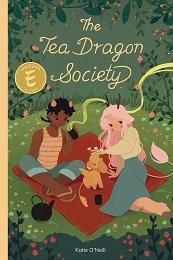 Tea Dragon Society GN