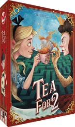 Tea for 2 Card Game