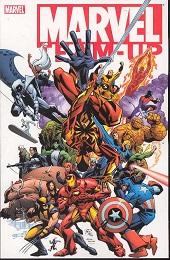 Marvel Team-Up Volume 4: Freedom Ring TP - Used