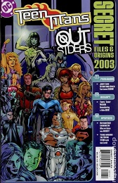 Teen Titans Outsiders (2003-2005 Series) Complete Bundle - Used