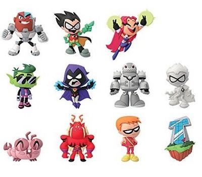 3D Collector Clip: Teen Titans Go!