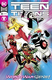 Teen Titans no. 40 (2016 Series)