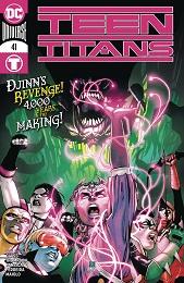 Teen Titans no. 41 (2016 Series)