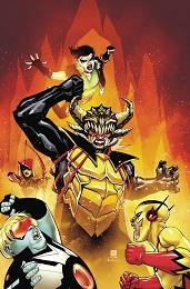 Teen Titans no. 42 (2016 Series)