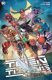 Teen Titans Volume 3: Seek and Destroy TP