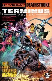 Teen Titans Deathstroke: The Terminus Agenda HC