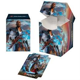 Deck Box: Magic the Gathering M21: Teferi, Master of Time (V2)