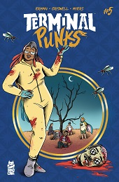 Terminal Punks no. 5 (2020 Series)