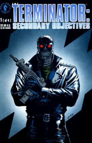 Terminator Secondary Objectives (1991) Complete Bundle - Used
