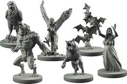 Terrain Crate: Dungeon Essentials: Dungeon Creatures