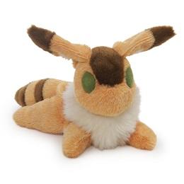Plushie: Teto Fox Squirrel