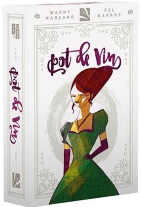 Pot De Vin Card Game