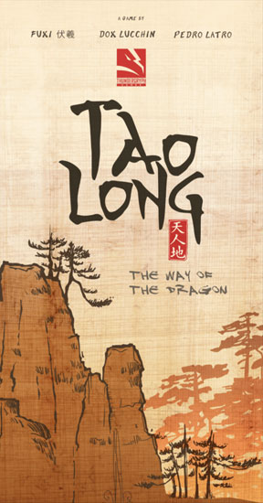 Tao Long: the Way of the Dragon Board Game