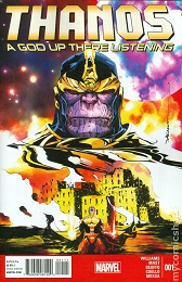 Thanos: A God up there Listening (2014 Series) Complete Bundle - Used