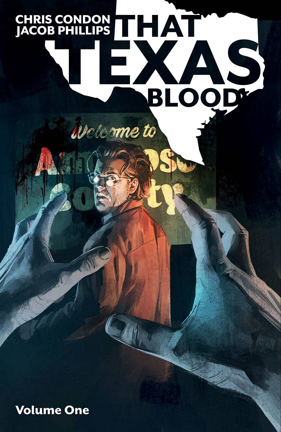 That Texas Blood Volume 1 TP (MR)