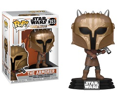 Funko POP: Star Wars: Mandalorian: The Armorer
